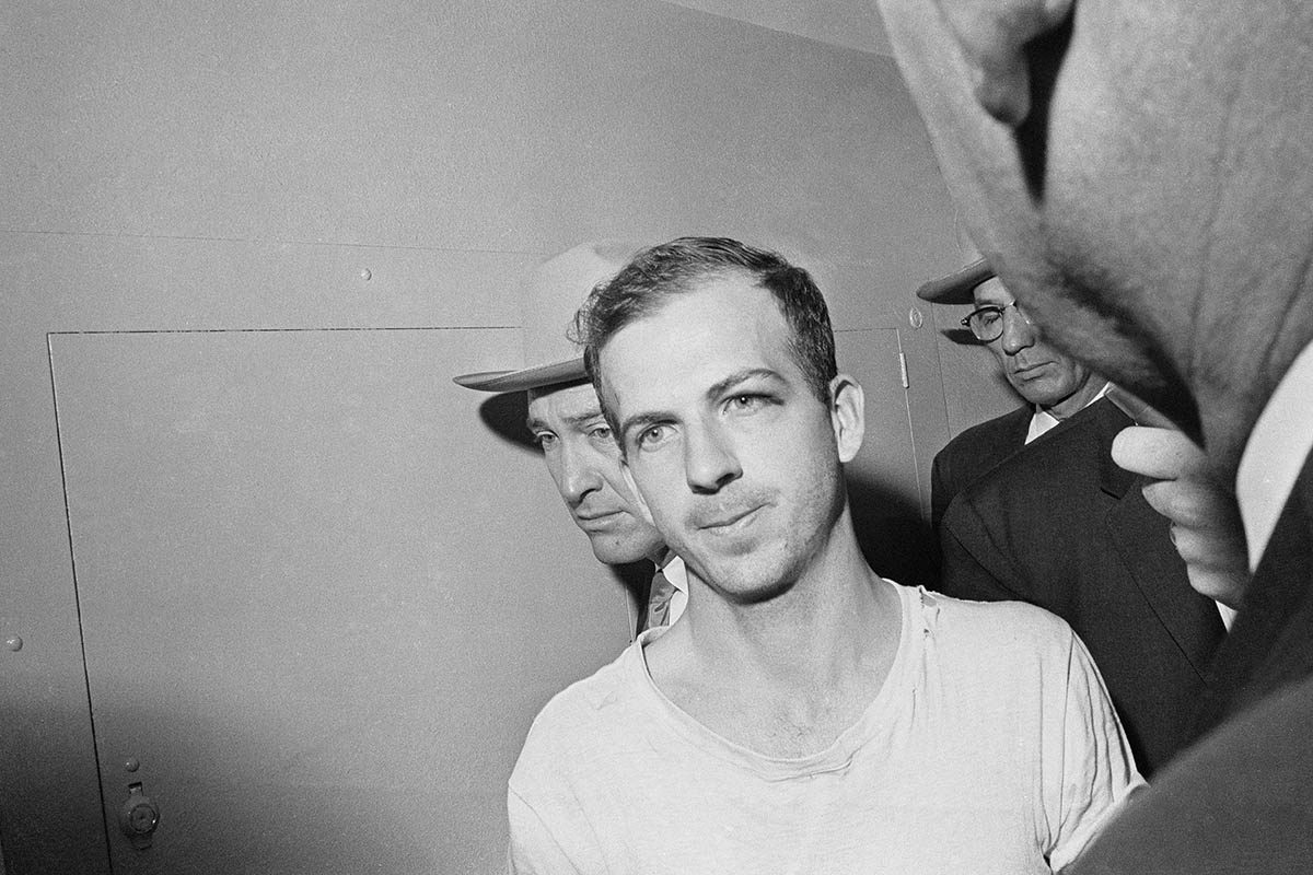 Assassinat de JFK : Lee Harvey Oswald est le seul accusé.