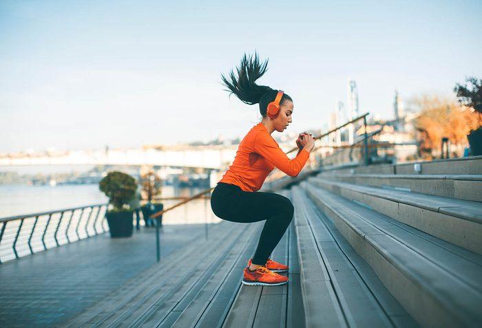 L'asthme et l'exercice font bon ménage.