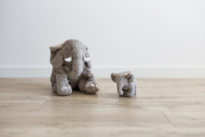 Évitez d'attraper un rhume en lavant les jouets de vos enfants.