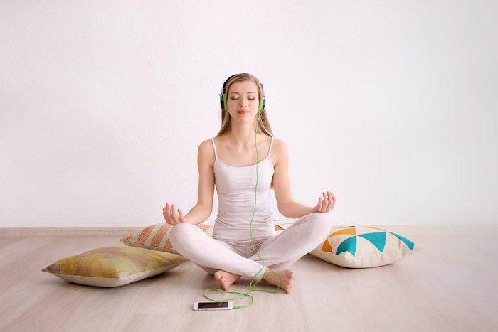 Pour éviter d'attraper un rhume, méditez.