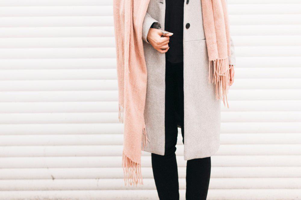 Évitez attraper un rhume en vous couvrant du froid.