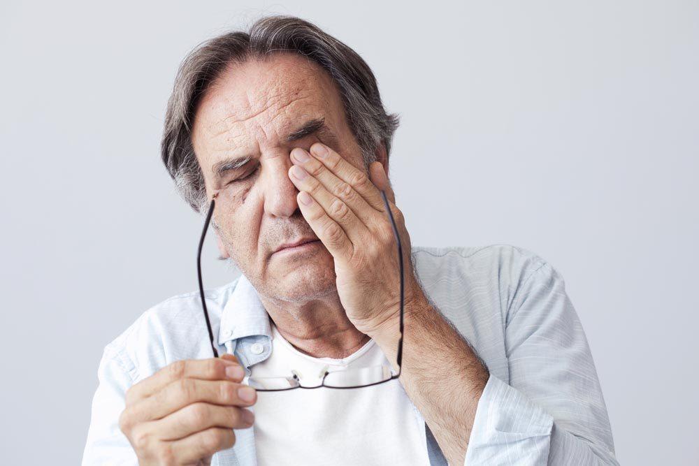 Pour ne pas attraper un rhume, ne vous toucher pas le visage.