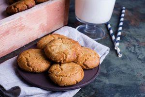 Biscuits à la patate douce