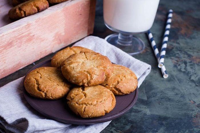 Essayez cette recette de biscuits santé à la patate douce.