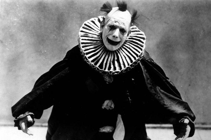 Chair de poule : photo du film Laugh, Clown, Laugh.