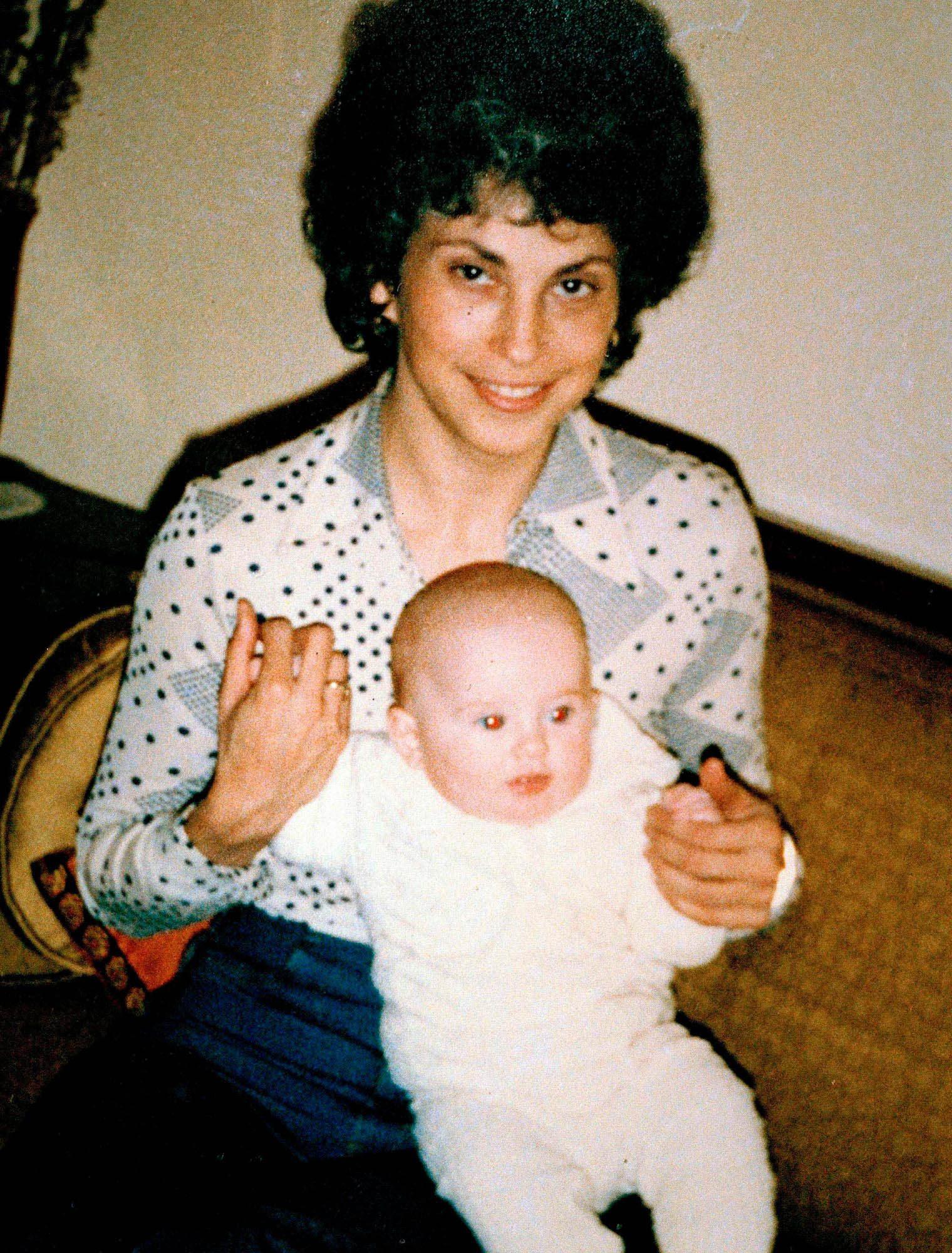 Chair de poule : photo de Lisa Steinberg et Hedda Nussbaum