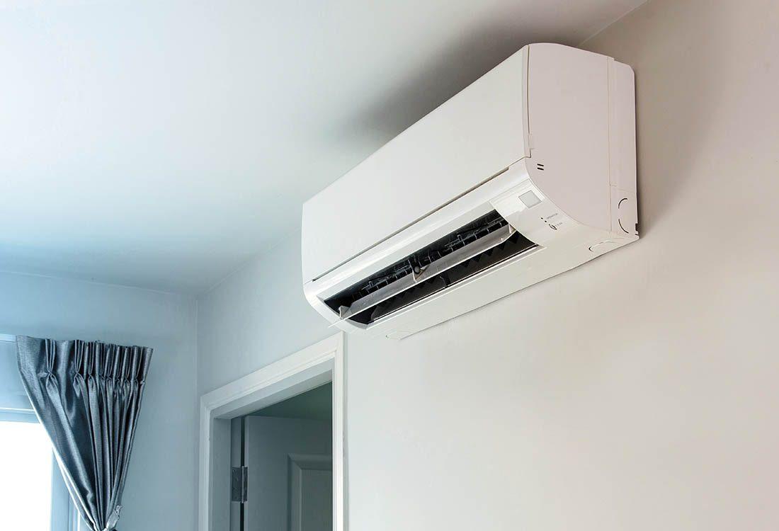 Votre consommation d'électricité pourrait augmenter si une source de chaleur est placée près du thermostat de la maison.