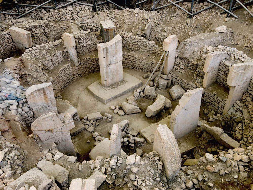 Une découverte archéologique a été faite sur le site archéologique de Gobekli Tepe.
