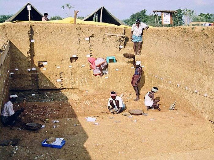 Une découverte archéologique a permis de trouver des outils particulièrement avancé pour l'âge de pierre.