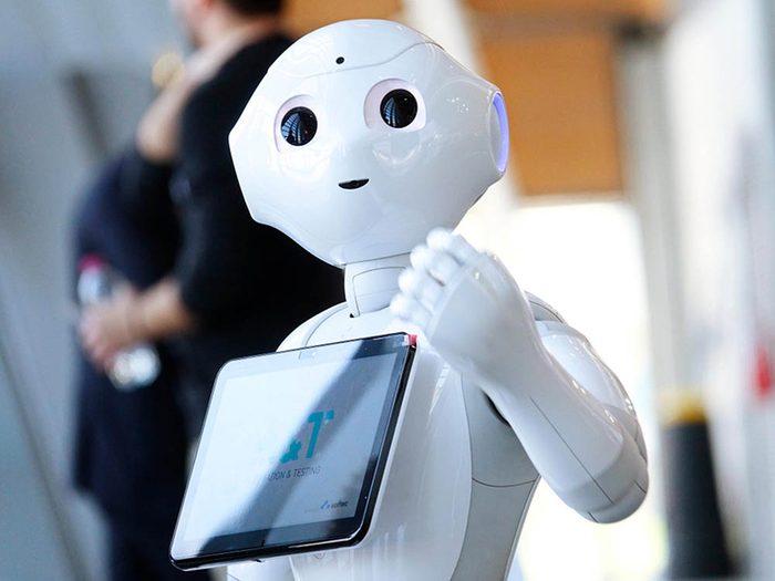 Emploi du futur : il existera peut-être des entraineurs pour robots.