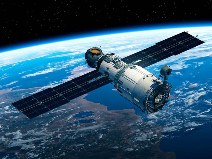 Emploi du futur : vous pourriez devenir guide de tourisme spatial.