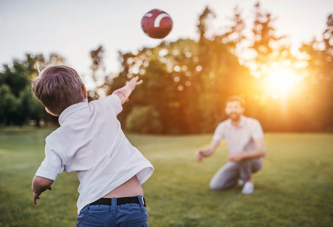 Passez du temps en famille en inscrivant les activités de vos enfants à votre agenda.