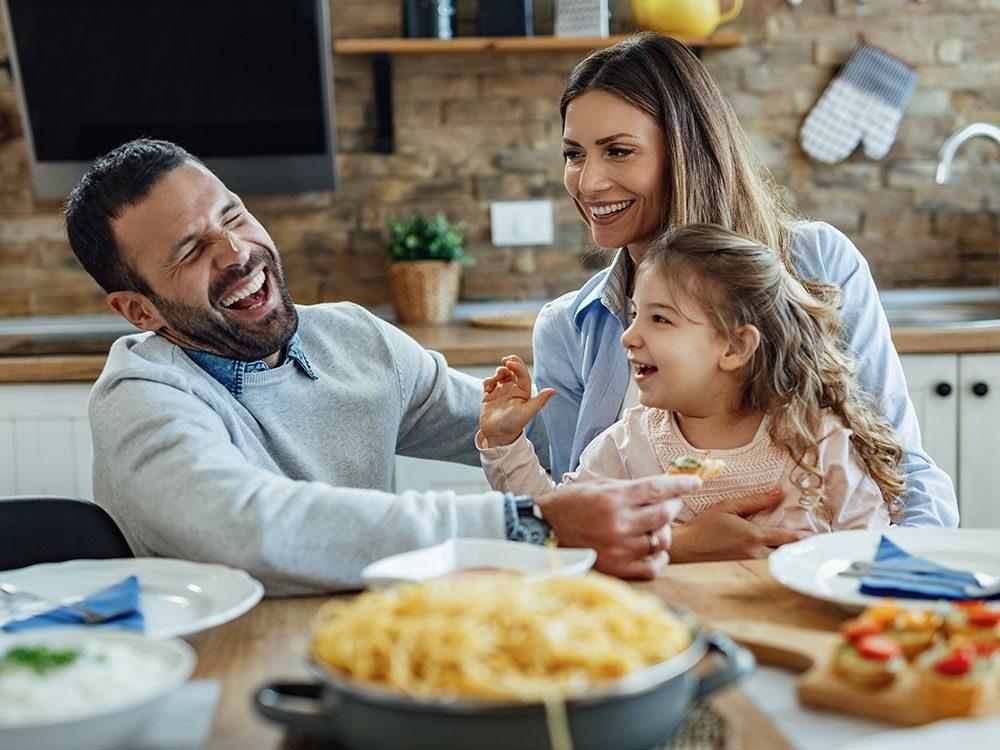 Voici comment passer du temps de qualité en familleé