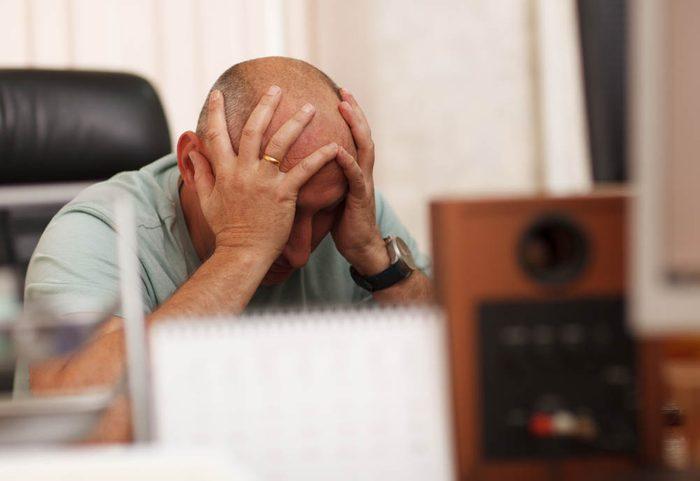 Un problème de glande thyroïde affecte les niveaux d'énergie.