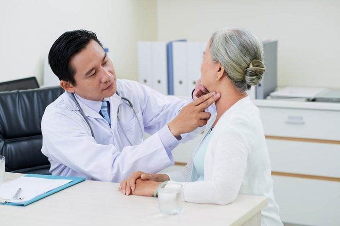 Glande thyroïde : demandez un examen complet.