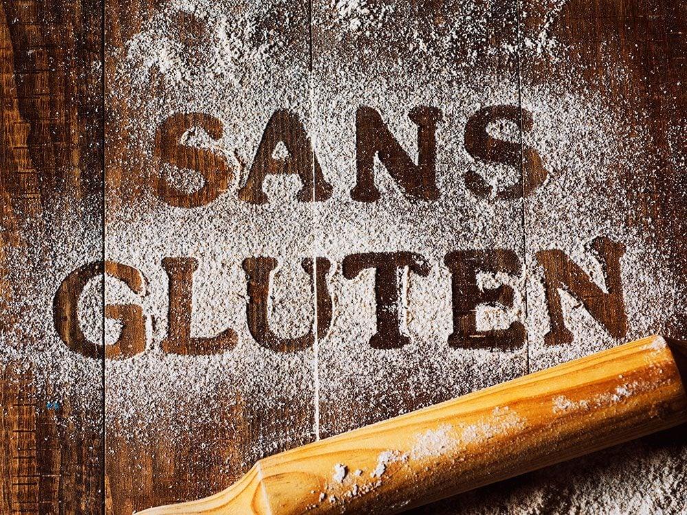 L'avenir de l'alimentation sans gluten.