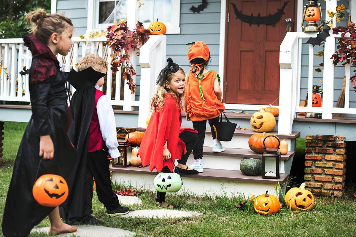 L'Halloween servait à se déguiser pour ne pas être reconnu.