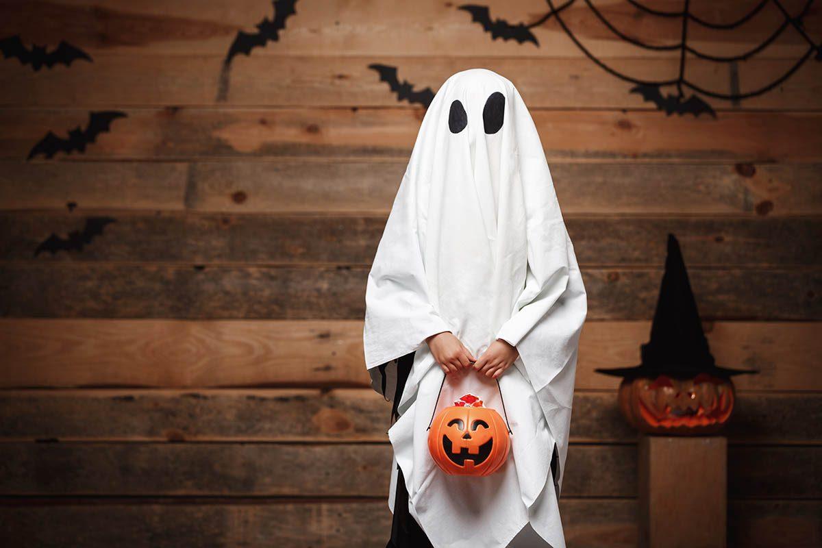 L'Halloween servait à honorer les morts.