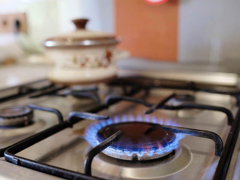 Incendie : la cuisinière est une des causes principales.