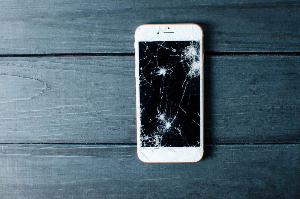 Éprouvez de la gratitude envers les écrans protecteurs en verre trempé.