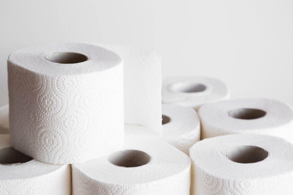 Éprouvez de la gratitude envers le papier hygiénique satiné.