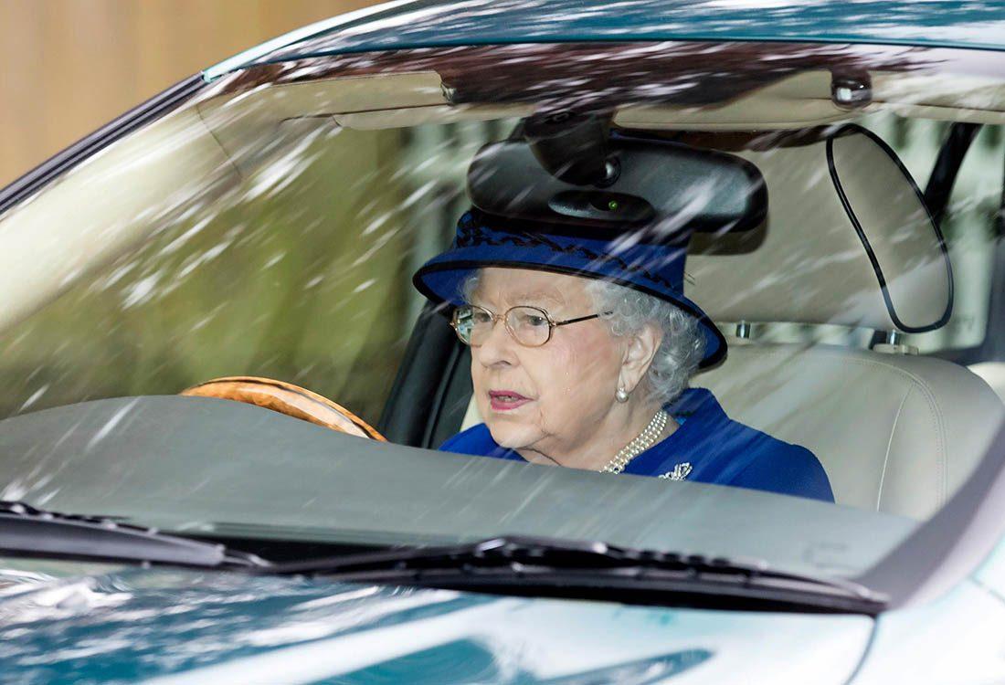 La reine Élisabeth II n'a jamais passé d'examen.