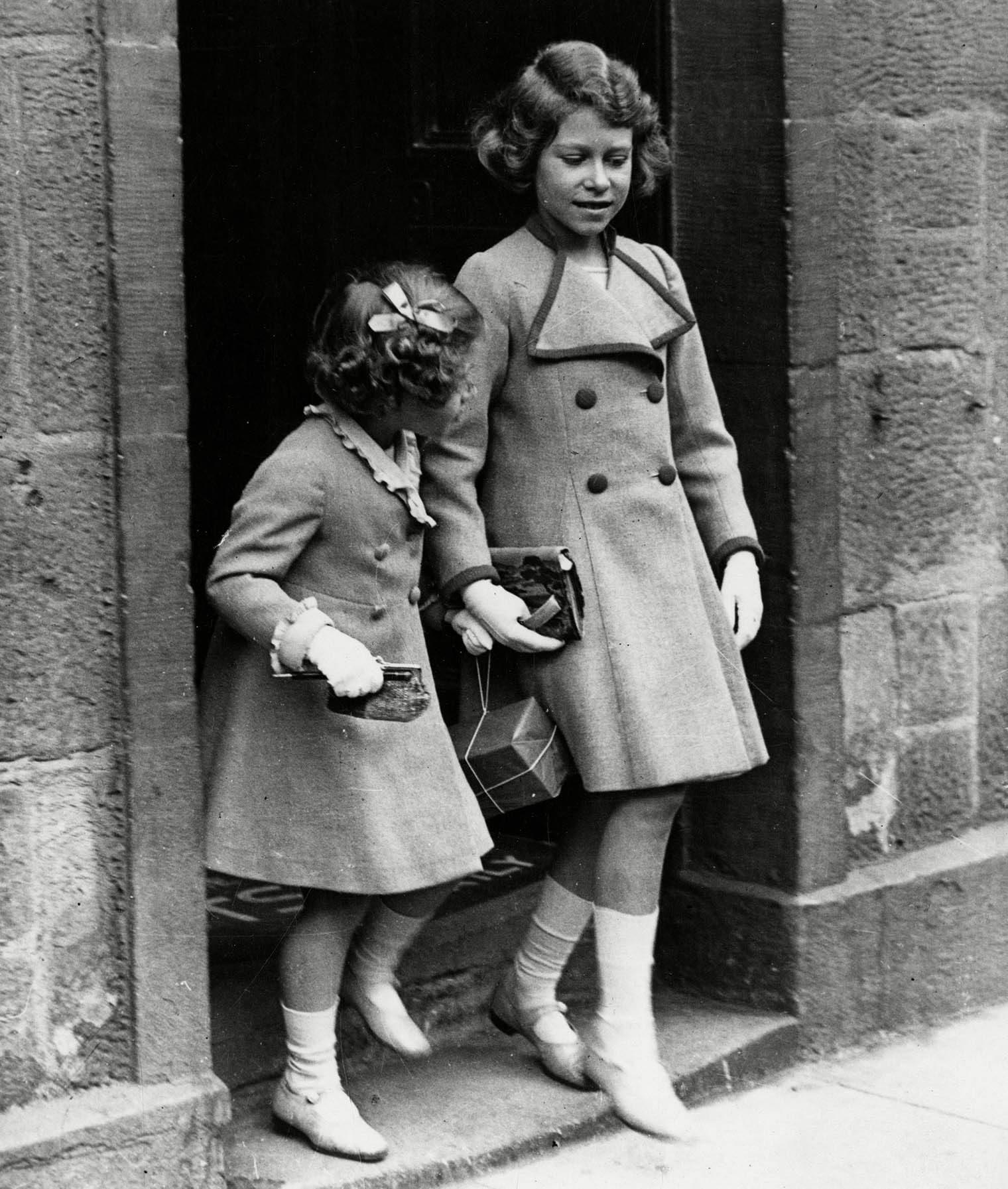 La reine Élisabeth II n,a jamais été à l'école.