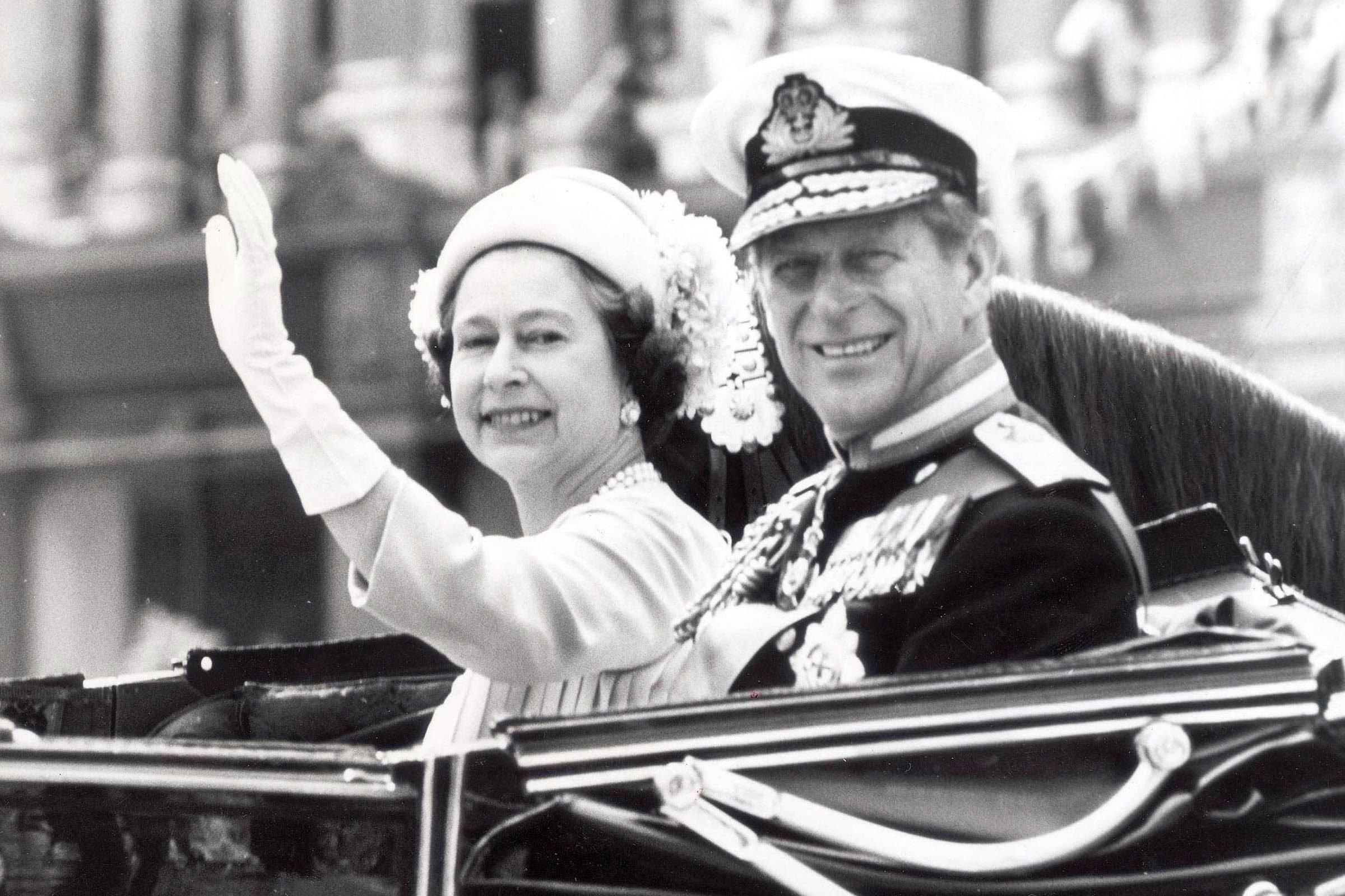 La reine Élisabeth II n'a jamais eu de rendez-vous amoureux.