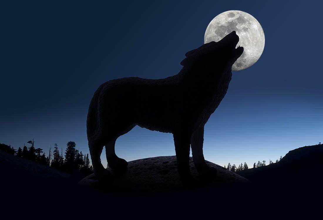 La Lune est associée à beaucoup de mythes et de légendes.
