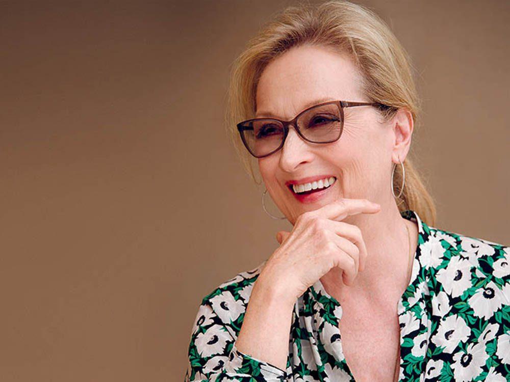 Meryl Streep nous parle de politique et de faits actuels.