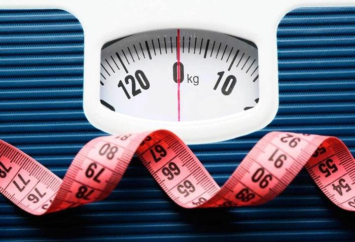 Métabolisme : attention à la perte rapide de poids.