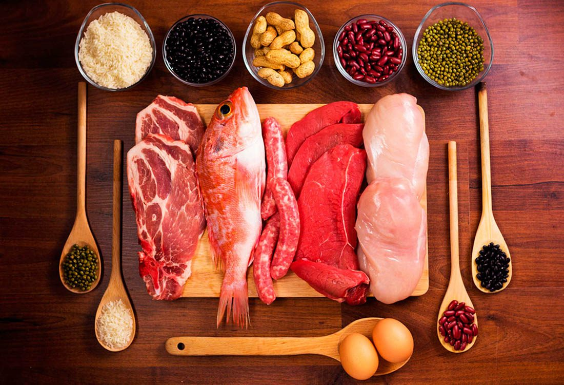 Pour fortifier le métabolisme, suivez la base classique de la nutrition à chaque repas.