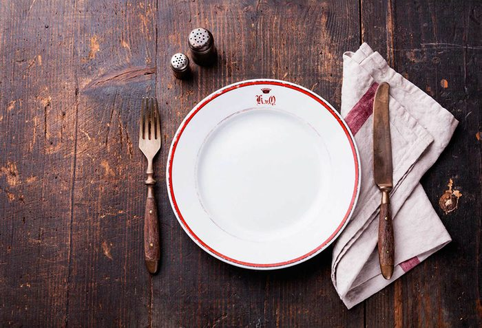 Pour fortifier votre métabolisme, un jeûne occasionnel peut être bénéfique.