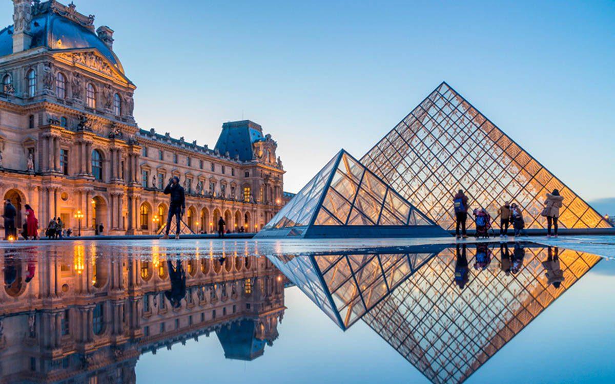 Musées du monde : le Louvre fait partie des plus populaires.