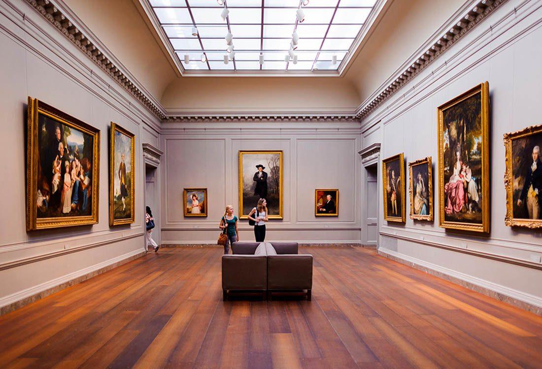 Parmi les musées du monde les plus populaires, on retrouve le National Gallery Of Art.
