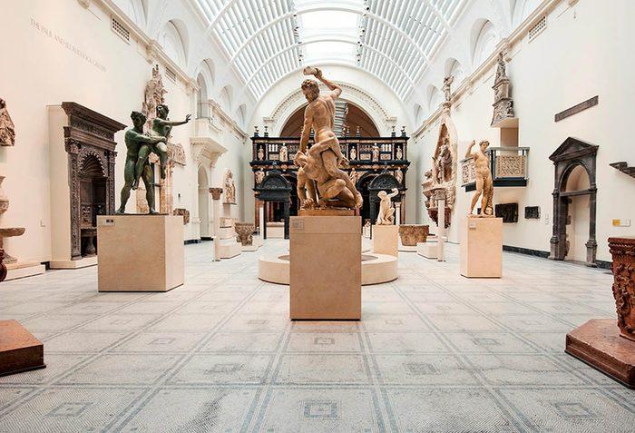 L'un des plus populaires musées du monde porte le nom de la reine Victoria et du Prince Albert.