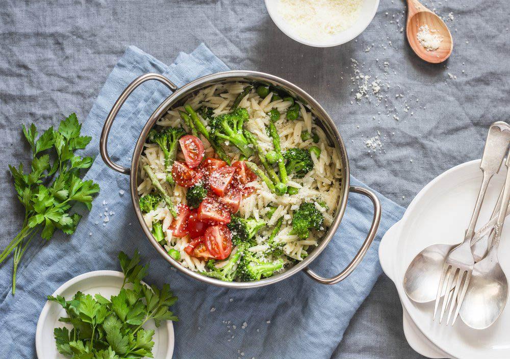 Pour perdre du poids, agrémentez vos plats de légumes.
