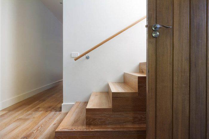 Pour perdre du poids, prenez les escaliers.