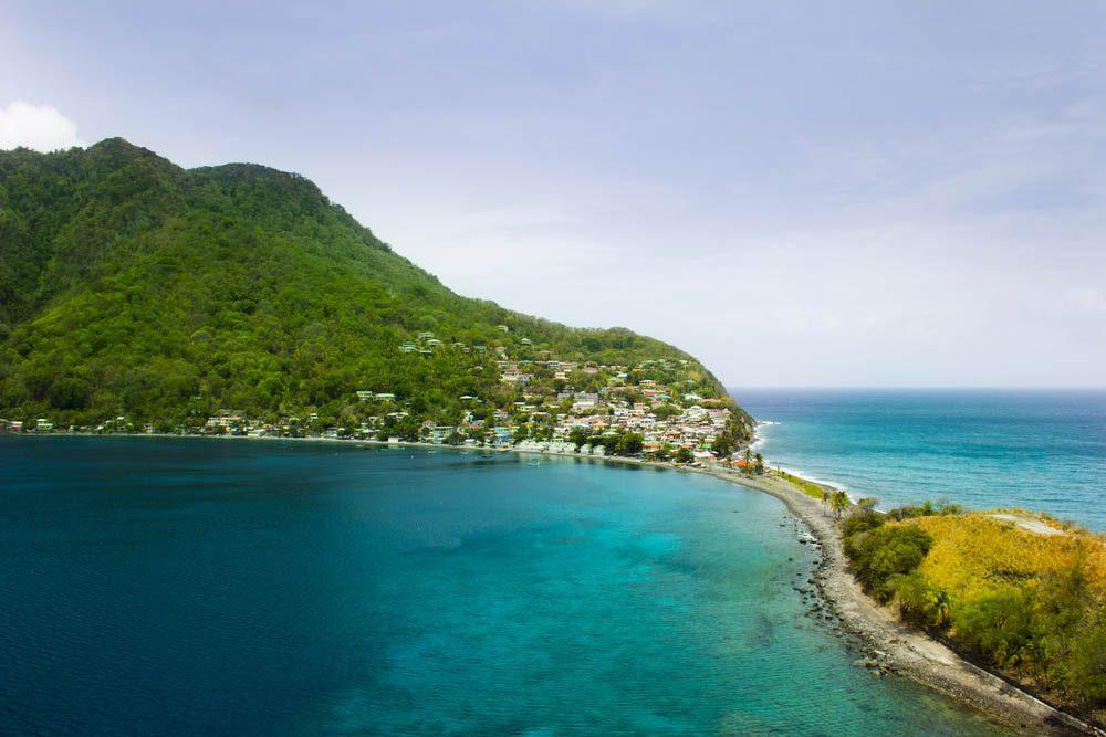 Le petit pays Dominique est classé au patrimoine mondial naturel de l'UNESCO.