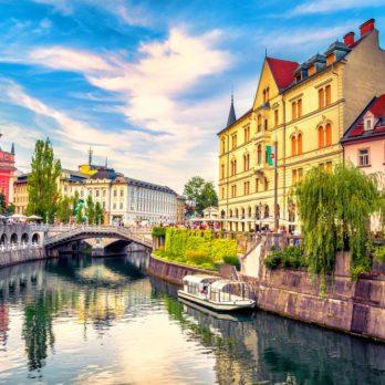 Le petit pays de la Slovénie est très peu connu.