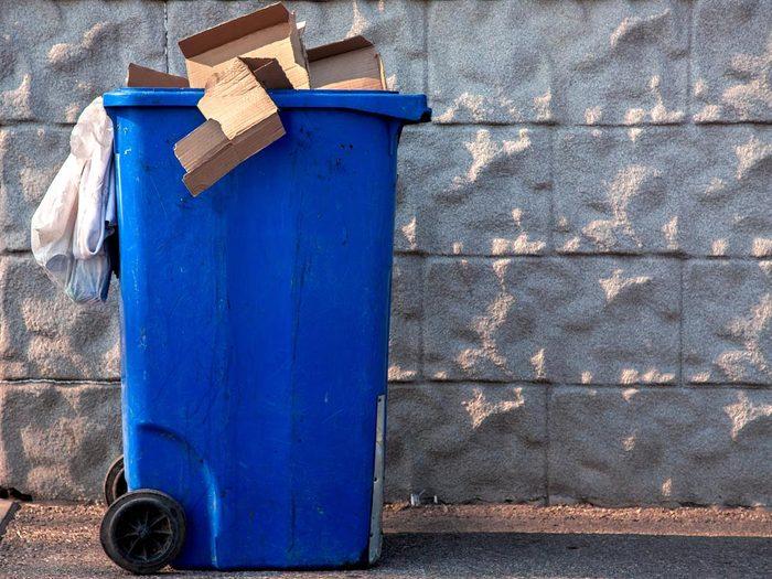 Plastique: sachez distinguer les codes de recyclage.