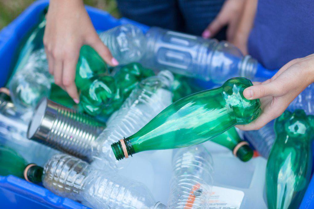 Tous les plastiques ne se recycles pas.