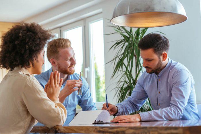 Première maison : demandez à votre courtier immobilier pourquoi vous devriez le choisir.