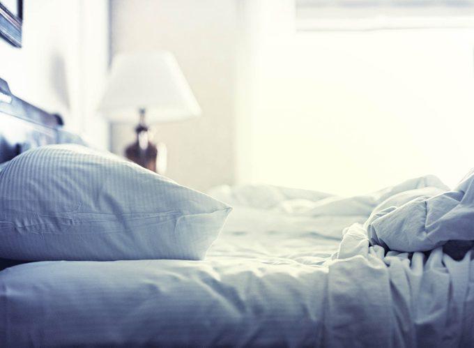 Les punaises de lit préfèrent le linge sale.