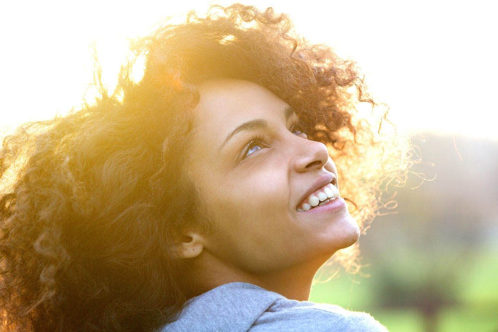 Pour une remise en forme physique, soyez optimiste.