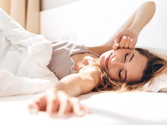 Remise en forme physique : comprenez l'importance de votre sommeil.