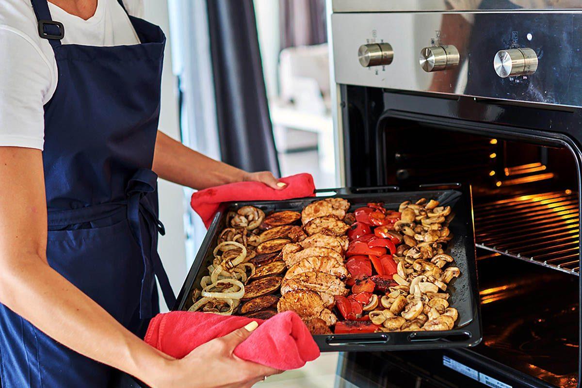 Le repas du soir est plus rapide à préparer en étant multi-tâche.