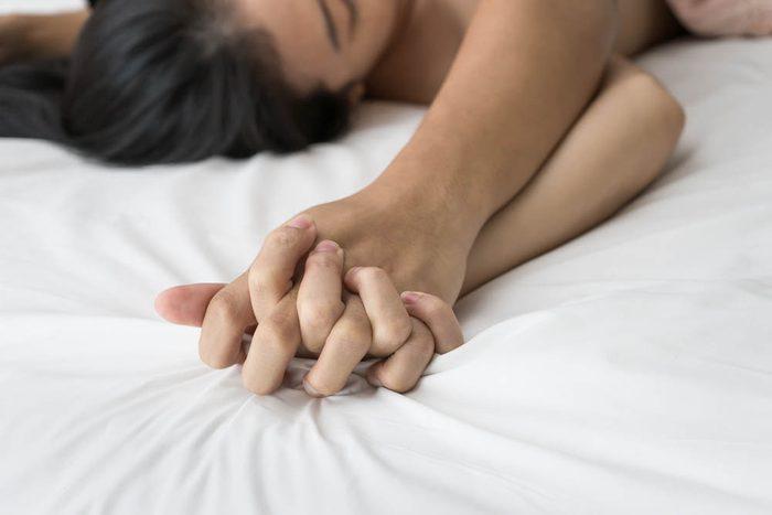 Une rupture amoureuse peut avoir lieu lorsque le partenaire est trop insistant sur le sexe.