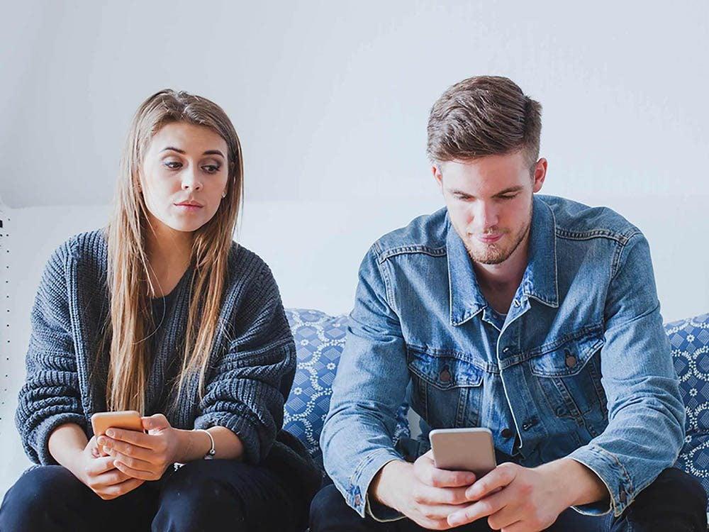 Une rupture amoureuse peut être justifiée par un manque d'honnêteté.