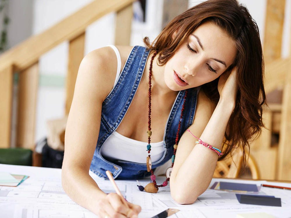 Sécrétion vaginale : des changements hormonaux peuvent être liés au stress.